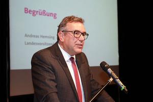 Andreas Hemsing, Landesvorsitzender der komba gewerkschaft nrw (Foto: © komba nrw)