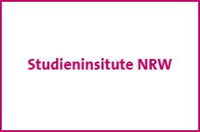 Schriftzug Studieninstitute NRW