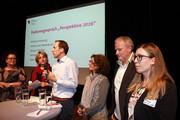 Sandra van Heemskerk, Stefanie Frank, Ansgar Günther, Anusch Melkonyan, Uwe Sauerland, Valentina van Dornick