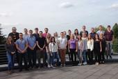 Teilnehmerinnen und Teilnehmer der ersten JAV-Grundschulung. © komba jugend nrw