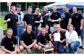 Der Gewinner des komba cup 2016: Die Jugendgruppe aus Aachen. (Foto: © Peter Stebbe)